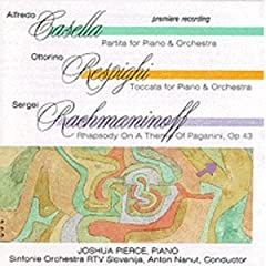 Resphigi/Rachmaninov/Casella: