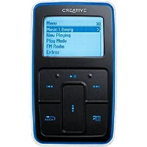 Creative Zen Micro 6 GB MP3 Player Black
