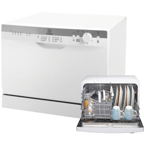 indesit icd661 freestanding compact tabletop dishwasher. Black Bedroom Furniture Sets. Home Design Ideas