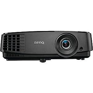 BenQ MS504 SVGA DLP Projector, 3000 ANSI Lumens from Taotaole