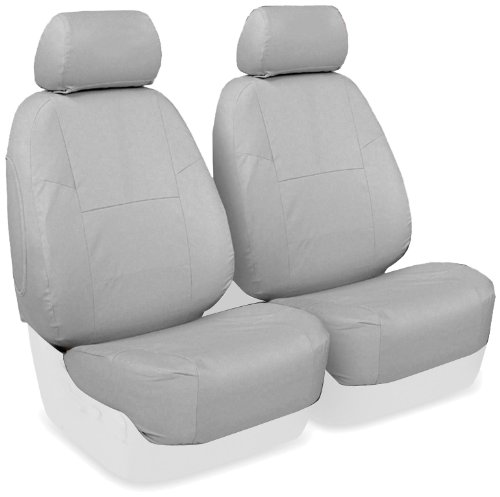 Tweed Fia OE32-85 CHARC Custom Fit Rear Seat Cover Split Seat 60//40 Charcoal