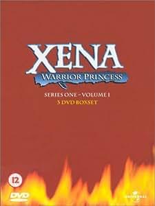 Xena - Warrior Princess - Series 1 (Box Set 1) (Two Discs) [Import anglais]
