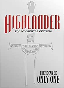 Highlander (The Immortal Edition)