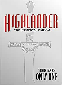 Highlander (The Immortal Edition)