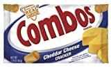 Combos Cheddar Cheese Cracker 18x1.7 Oz