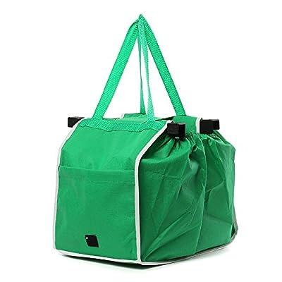 Creative Set of 2 Original Authentic Grabbag Grab Bag Reusable Grocery Bag