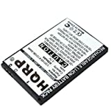 HQRP 3.7V 800 mAh Battery for Siemens V30145-K1310K-X444 Replacement fits Gigaset SL78H, SL780, SL785, SL788, SL400, SL400A, SL400H Cordless Phone