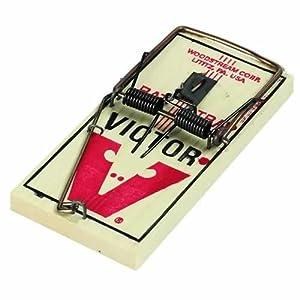 Victor Rat Traps M200 - 9 Traps