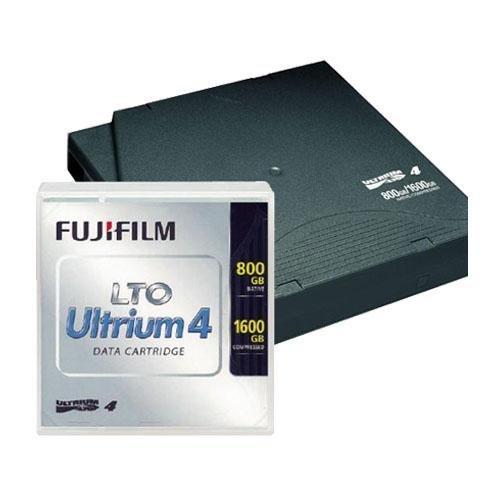 FUJI LTO-4 26247007 Ultrium-4 Data Tape Cartridge (800GB/1.6TB) by Fujifilm
