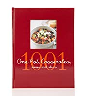 1001 One Pot, Casseroles, Soups & Stews Book