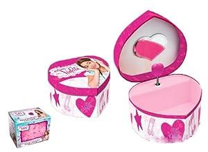 Violetta - Joyero musical corazón (Kids WD90102)