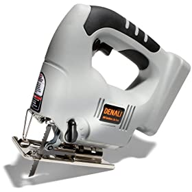 Bare-Tool Denali 565083 18V Cordless Laser Jig Saw (Tool Only, No Battery)
