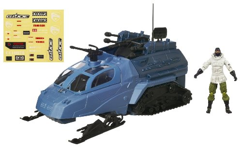 Picture of Hasbro GI Joe Movie Bravo Vehicle Ice Dagger Figure (B001XQ5WH6) (G.I. Joe Action Figures)