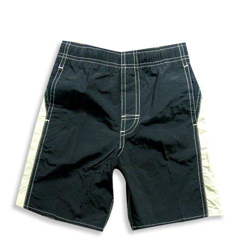 Utobia+-+Boys+Bathing+Suit%2C+Black%2C+Khaki%2C+Yellow+%28Size+16%2F18%29