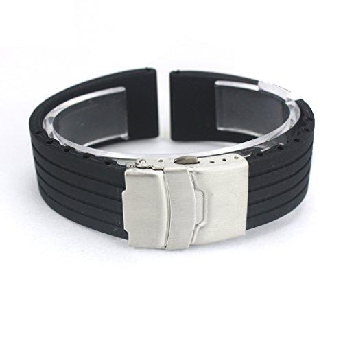 fenradr-24mm-nero-strisce-cinturino-in-silicone-sport-impermeabili-watch-band-polso-bracciale-con-fi
