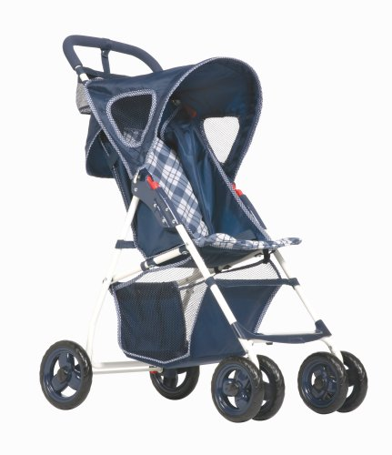 Double Doll Side-by-Side Umbrella Stroller- Badger Basket-Toys