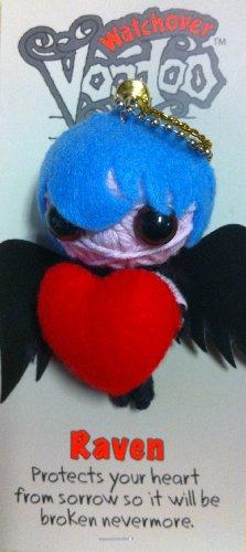 Watchover Voodoo Doll - Raven