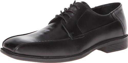 Calvin Klein Men'S Fedor Oxford,Black,10.5 M Us front-1059565