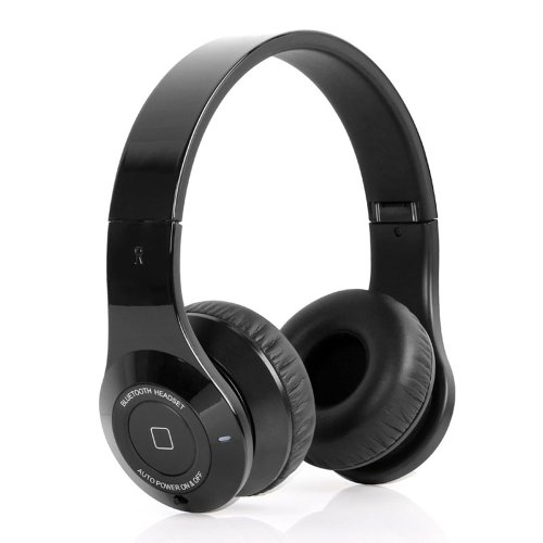 Bluedio B2 Bluetooth Stereo Headset For Mobile Phones - Retail Packaging - Black
