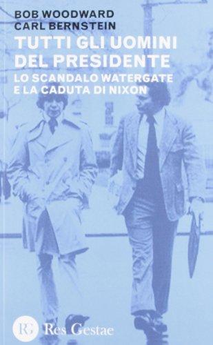 La talpa del watergate finalmente le rivelazioni di gola for Scandalo di watergate