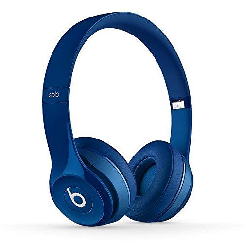 beats by dr.dre Solo2 BLUEの写真02。おしゃれなヘッドホンをおすすめ-HEADMAN(ヘッドマン)-