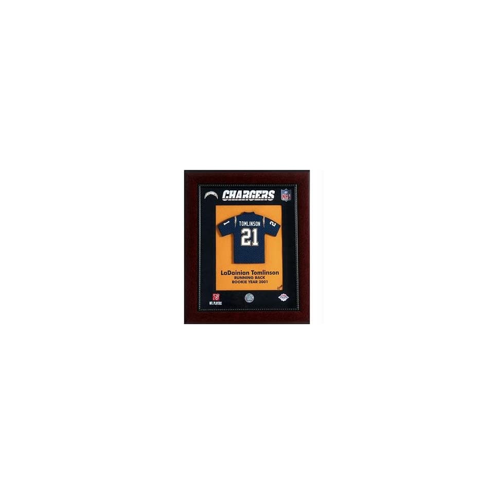 LaDainian Tomlinson   San Diego Chargers NFL Limited Edition Original Mini Jersey