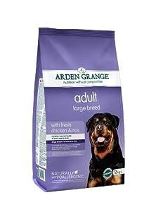 Arden Grange Adult Large Breed Chicken Dog Food 12 Kg