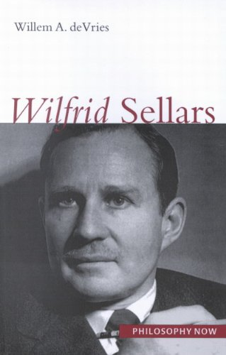 Wilfrid Sellars (Philosophy Now)