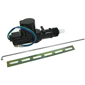 12vdc door lock actuator assemblies 4 5 8 long x 2 1 4 for 1 4 hp dc motor