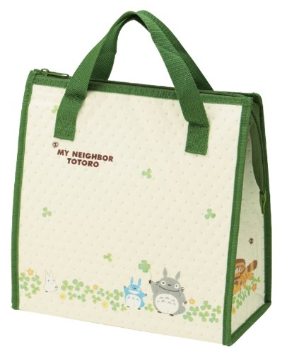 Totoro Design Reusable Bento Box Lunch Bag with Thermal Linning - 1
