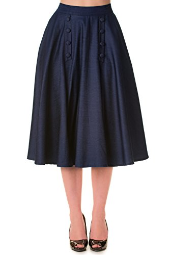 Banned-Blueberry-Hill-Vintage-Skirt