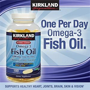 Top best 5 fish oil kirkland for sale 2016 product for Top rated fish oil