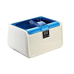 JeKen 2.5L Dental Digital Timer And Heater CE7200A Ultrasonic Cleaner 110V