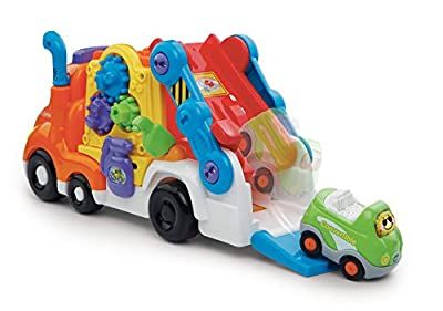 Vtech Baby Toot-Toot Drivers Refresh Car Carrier