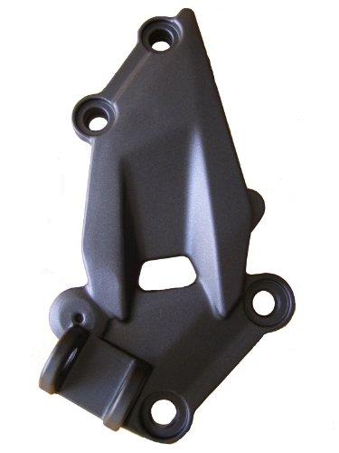Works Triplestar Rear Alum Sprocket Black 51T OFFROAD KAWASAKI KX250 02-04