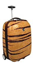 Hot Sale Heys Luggage Xcase Exotic Hard-Sided Bag, Tiger, One Size