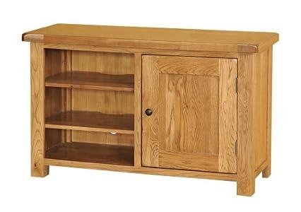 Cheap  Morriswood Rustic Oak Range Standard Video Cabinet