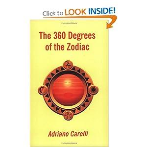 The 360 Degrees of the Zodiac Adriano Carelli and Kris Brandt Riske