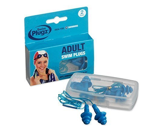 2-pairs-of-adult-silicone-swimming-push-in-ear-plugs-safety-cord-comes-with-tch-anti-bacterial-pen