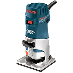 Bosch PR10E Colt Single-Speed Palm-Grip Router