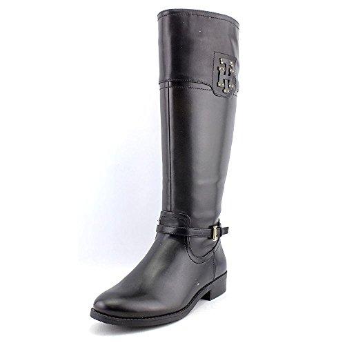 tommy-hilfiger-drea2-damen-us-10-schwarz-mode-knie-hoch-stiefel