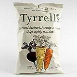 Tyrrells Beetroot Crisps 40g