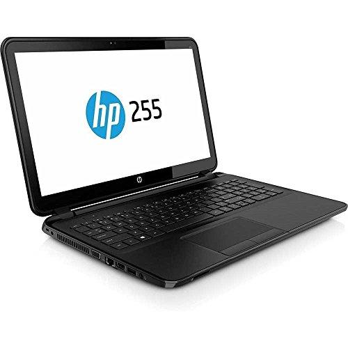 """HP 200 G4 1.4GHz E1-6015 15.6"""" 1366 x 768Pixeles Negro, Gris - Ordenador portátil (E1-6015, DVD Super Multi DL, Touchpad, FreeDOS, Ión de litio, AMD E), Teclado QWERTY, Italia"""