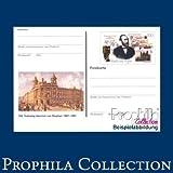 echange, troc FR.Prophila - Documents entiers postaux pour les collectionneurs: brD (br.Allemagne) pso49 Officiel carte postale spéciale inutilisés 1997