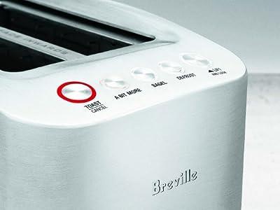 Breville RM-BTA820XL Certified Remanufactured Die-Cast 2-Slice Smart Toaster from Breville ( Refurbished)
