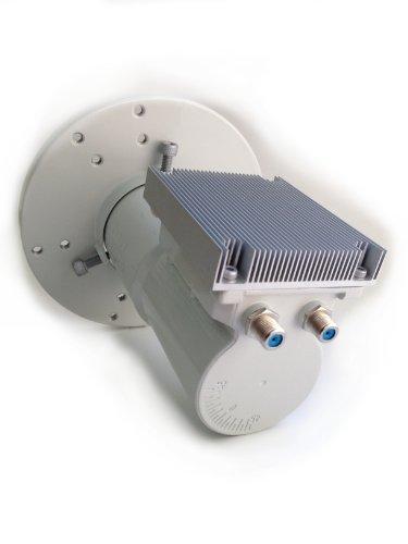 C2W-PLL C-band Wideband LNBF - Phase Lock Loop 2 Output LNB C2-PLL