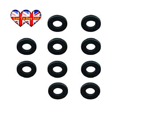 washers-pack-of-10-washers-1-2-washers-shower-hose-washersthickness-3mm-0118-inchsame-day-dispatch-y