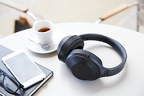 Sony MDR 1000X Wireless Headphone, Black