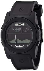 [ニクソン]NIXON RHYTHM: ALL BLACK NA385001-00 メンズ 【正規輸入品】