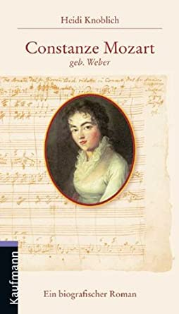 Constanze Mozart Wagner Buch Mannheim Biografie Biographie